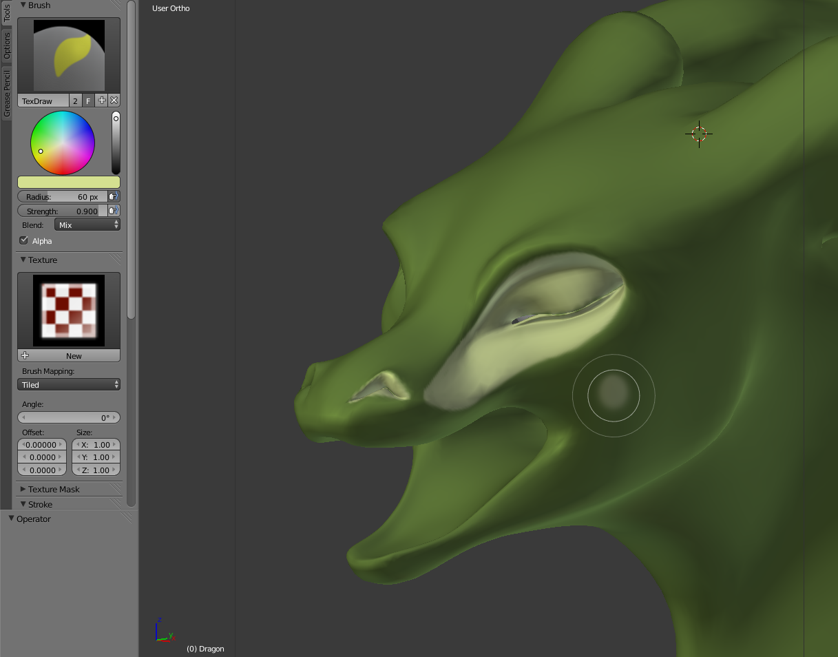 Blender Character Modeling Guide : Rook programming and portfolio of matthew wragg