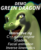 Demo: Green Dragon
